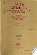 Acta Chimica