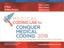 Medical Coding Lab for Conquer Medical Coding 2018 Access Card