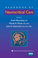 Handbook of Neurocritical Care Book