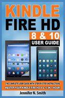 Pdf Kindle Fire HD 8 & 10 Guide
