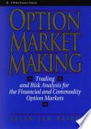 Option Market Making Book