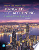 Horngren s Cost Accounting