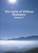 The works of William Shakspere [Pdf/ePub] eBook
