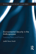 Environmental Security in the Anthropocene