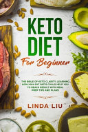 Keto Diet For Beginners Book