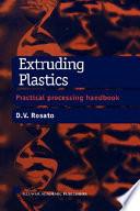 Extruding Plastics Book PDF