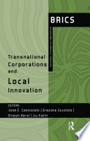 Transnational Corporations and Local Innovation