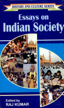 Essays on Indian Society