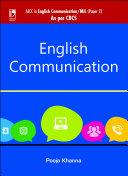 Pdf English Communication (For AECC Course, Delhi University) Telecharger
