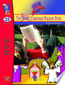 The Best Christmas Pageant Ever Lit Link Gr 4 6 Book PDF