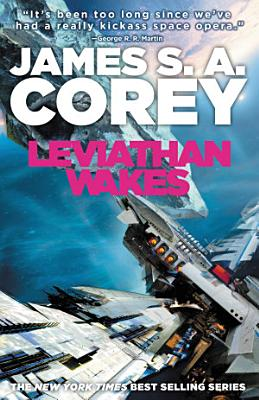 Book cover of 'Leviathan Wakes' by James S. A. Corey