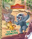 Too Many Termites  Disney Junior  The Lion Guard