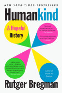 Book cover for Humankind by Rutger Bregman