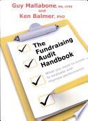 The Fundraising Audit Handbook Book PDF
