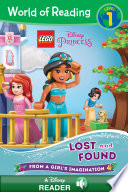 World of Reading  LEGO Disney Princess  Lost and Found