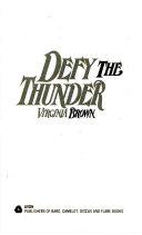 Defy the Thunder Book PDF