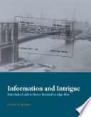 Information and Intrigue Book