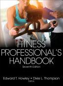 Fitness Professional s Handbook