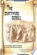 The Matthias Scroll Book