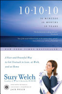 """10-10-10: A Life-Transforming Idea"" by Suzy Welch"