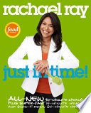 Rachael Ray Just In Time