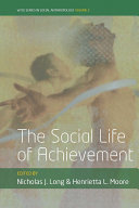 The Social Life of Achievement Pdf/ePub eBook