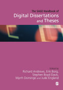 The SAGE Handbook of Digital Dissertations and Theses Pdf/ePub eBook