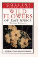 Collins Guide to the Wild Flowers of East Africa