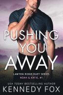 Pushing You Away Pdf/ePub eBook