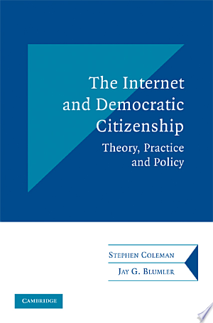Download The Internet and Democratic Citizenship Free Books - Reading Best Books For Free 2018