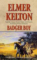Badger Boy ebook
