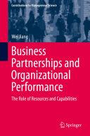 Pdf Business Partnerships and Organizational Performance