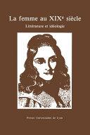Pdf La femme au XIXe siècle Telecharger