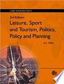 Leisure  Sport and Touri