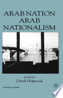 Arab Nation, Arab Nationalism