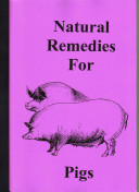 Natural Remedies For Pigs Health