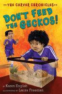 Don't Feed the Geckos! Pdf/ePub eBook