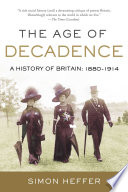 The Age of Decadence Book PDF