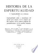 Historia de la espiritualidad: Espiritualidades no cristianas