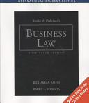 Smith   Roberson s Business Law