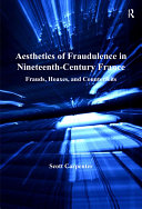 Pdf Aesthetics of Fraudulence in Nineteenth-Century France Telecharger