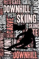 Womens Downhill Skiing Journal