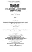 Composite And Hybrid Structures Book PDF
