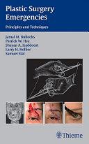 Plastic Surgery Emergencies