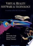 Virtual Reality Software Technology Book