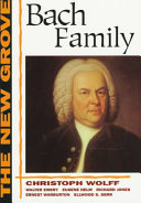 The New Grove Bach Family