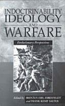 Indoctrinability, Ideology and Warfare [Pdf/ePub] eBook
