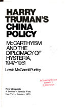 Harry Truman s China Policy Book PDF