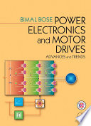 Power Electronics and Motor Drives Book