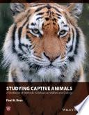 Studying Captive Animals